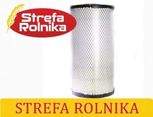 FILTR POWIETRZA NEW HOLLAND, CASE , STEYR (87704244, 82034604, 8602991, 8602995, 82028976, 82028148) P780522 RS3971 RS5334 SA16229